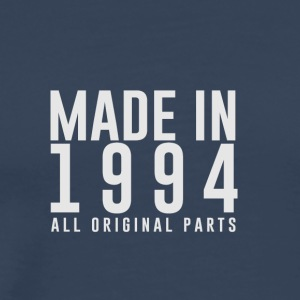 MADE IN 1994 - GEBOORTEJAAR - Mannen Premium T-shirt