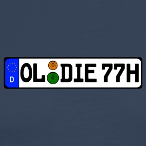 Oldies 77 historically - Men's Premium T-Shirt