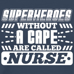 SUPERHEROES NURSE - Men's Premium T-Shirt