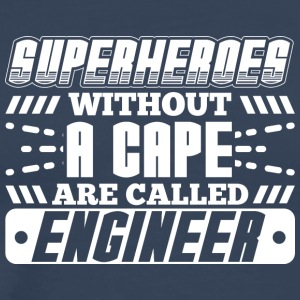 SUPERHEROES ENGINEER - Men's Premium T-Shirt
