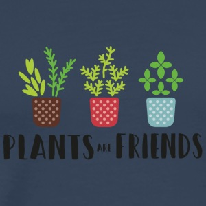 PLANTS in colour - Männer Premium T-Shirt