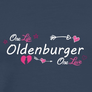 Oldenburg - Premium T-skjorte for menn