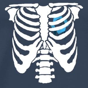 JR Heart - Men's Premium T-Shirt
