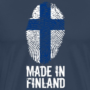 Made in Finland / Made in Finland Suomi - Men's Premium T-Shirt