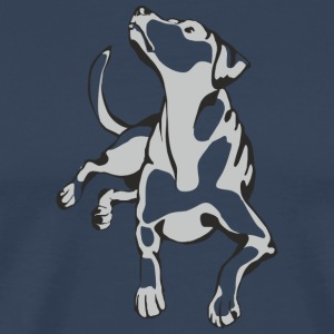 SWEET DOG COLLECTION - Premium T-skjorte for menn