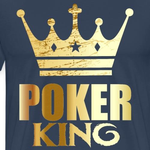 POKER KING online - Camiseta premium hombre