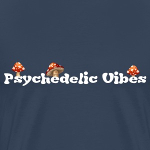 Psychedelic Vibes - Men's Premium T-Shirt