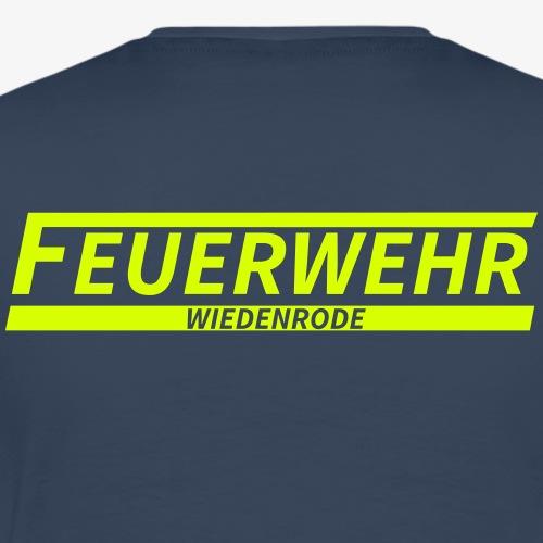 Feuerwehr Wiedenrode - Männer Premium T-Shirt