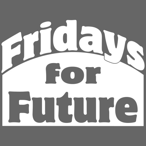 Fridays for future logo - Männer Premium T-Shirt