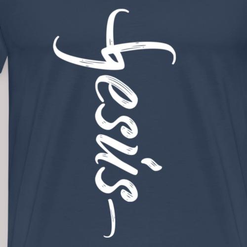 Jesús - Camiseta premium hombre