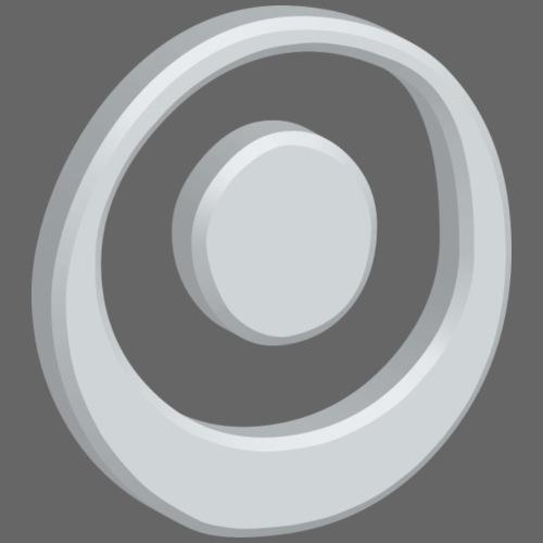 3D Ring Metallteil extrudiert