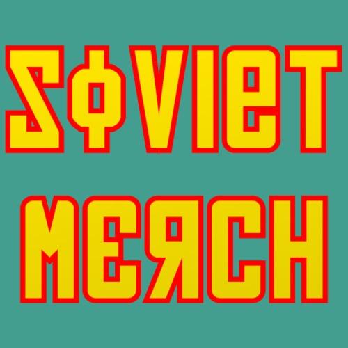 Soviet Merch - Men's Premium T-Shirt