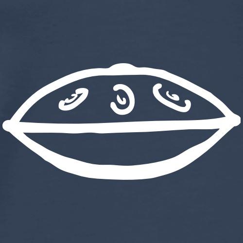 Handpan Design - Men's Premium T-Shirt