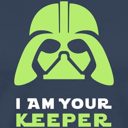 I am your Keeper 3 - Männer Premium T-Shirt
