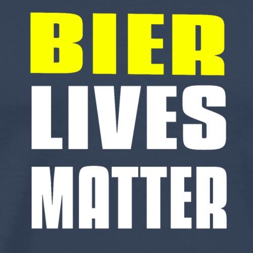 BEER LIVES MATTER - Men's Premium T-Shirt