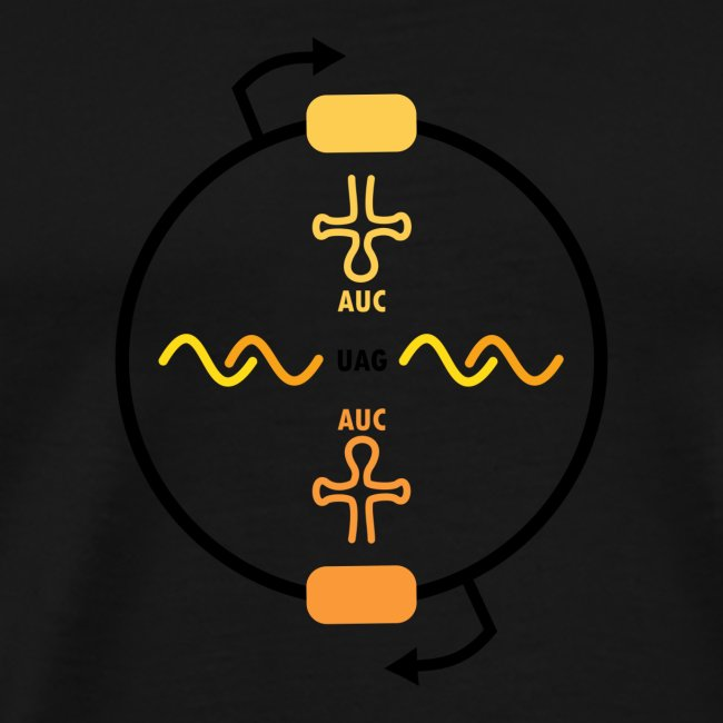 Biocontainment tRNA - shirt men