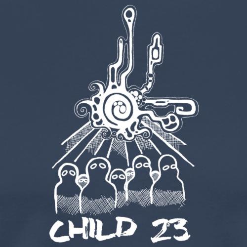 child23 - Männer Premium T-Shirt