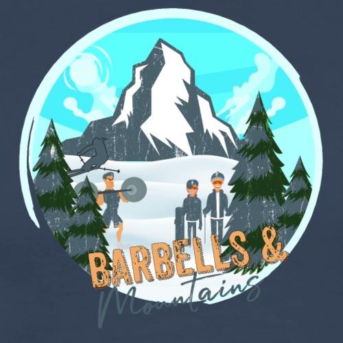 Barebells & Mountains