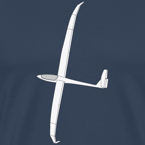 Ventus (grayscale) - Men's Premium T-Shirt