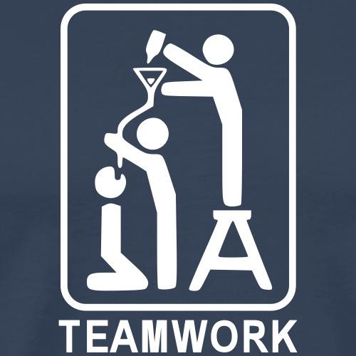 teamwork2 - Männer Premium T-Shirt