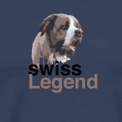 Swiss legend - T-shirt Premium Homme