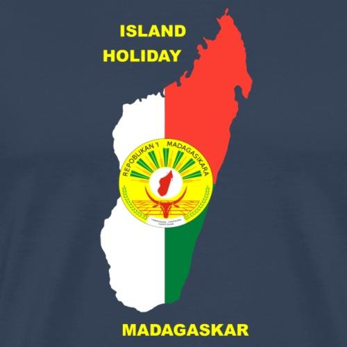 Madagaskar Insel Holiday - Männer Premium T-Shirt