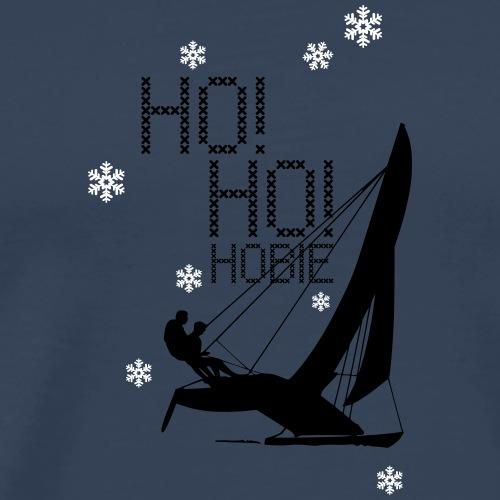 Ho!Ho!Hobie! - Männer Premium T-Shirt