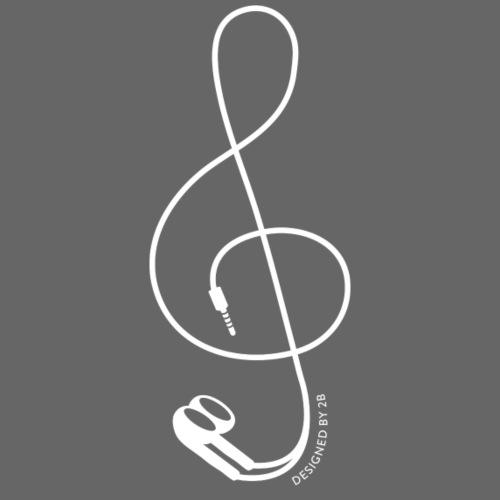 Music_1 - Männer Premium T-Shirt