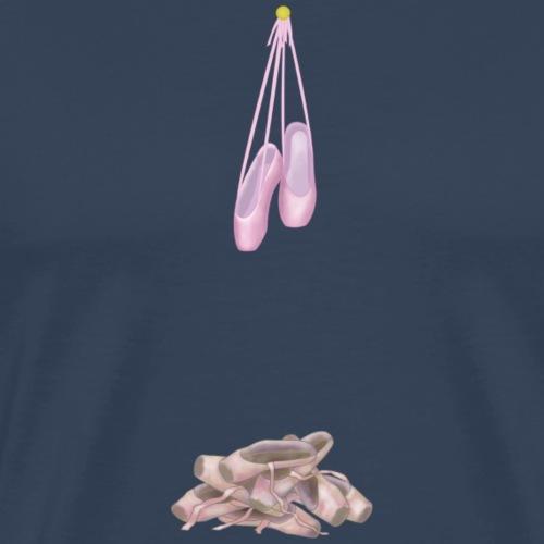 BallettSchuhe AltNeu - Männer Premium T-Shirt