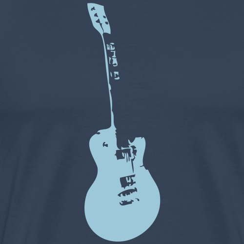 guitare electrique 4 - T-shirt Premium Homme