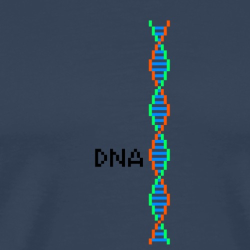 Pixel DNA - Men's Premium T-Shirt