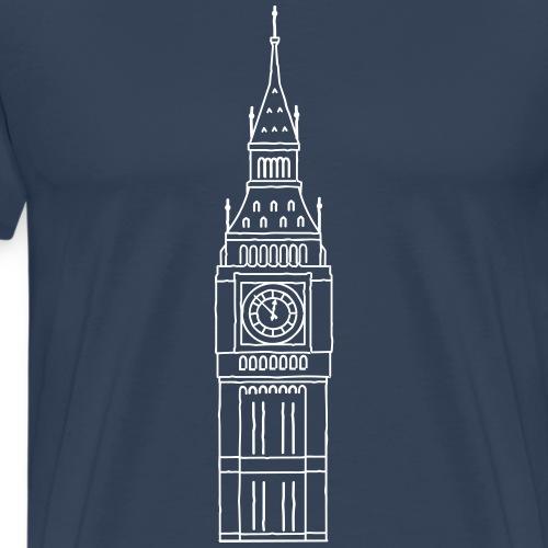 Big Ben LONDON - Männer Premium T-Shirt