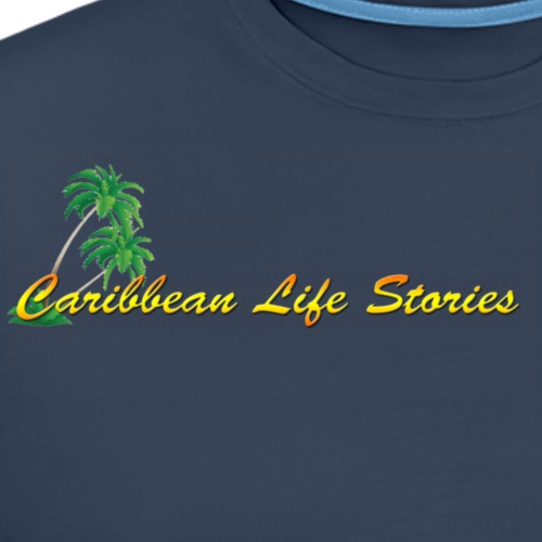 Caribbean Life Stories - Men's Premium T-Shirt