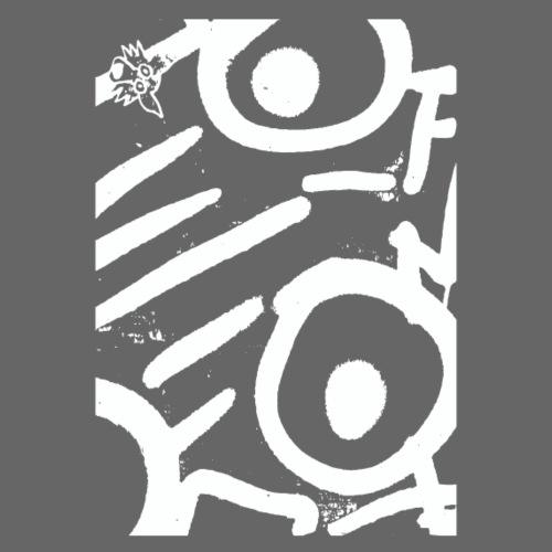 tribal 14-01 - Maglietta Premium da uomo