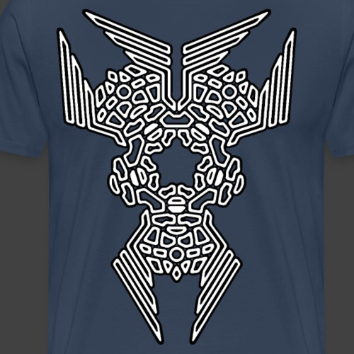 RF217SEGBW - Männer Premium T-Shirt