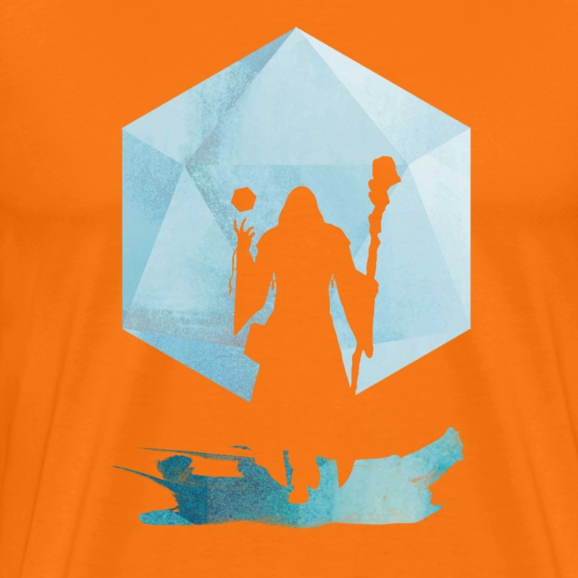 Legendaarinen Mage - Dungeons and Dragons d20