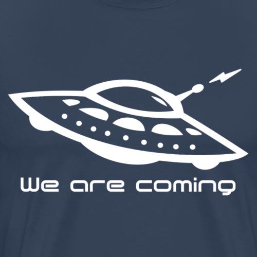 We Are Coming - Men's Premium T-Shirt