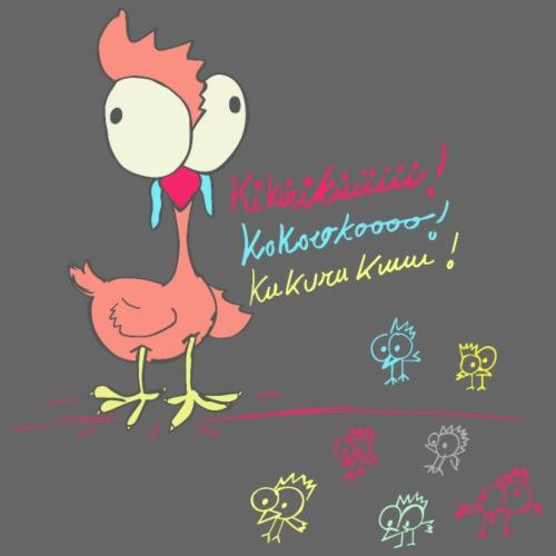 Kikirikiii - Camiseta premium hombre