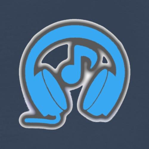Blue Beats - Men's Premium T-Shirt
