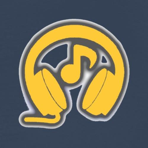 Mustard Yellow Beats - Men's Premium T-Shirt