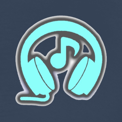 Light Blue Beats - Men's Premium T-Shirt