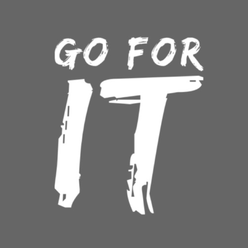 GO FOR IT - Männer Premium T-Shirt