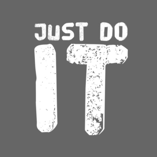 JUST DO IT - Männer Premium T-Shirt