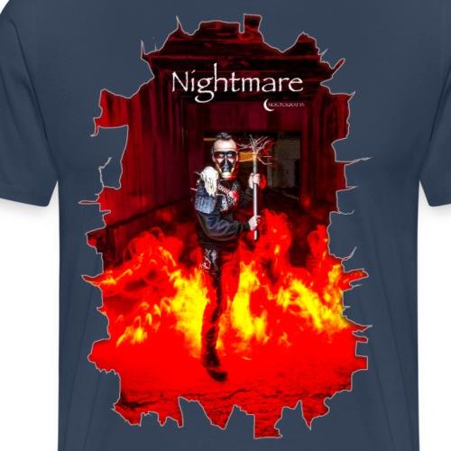 Nightmare - Camiseta premium hombre