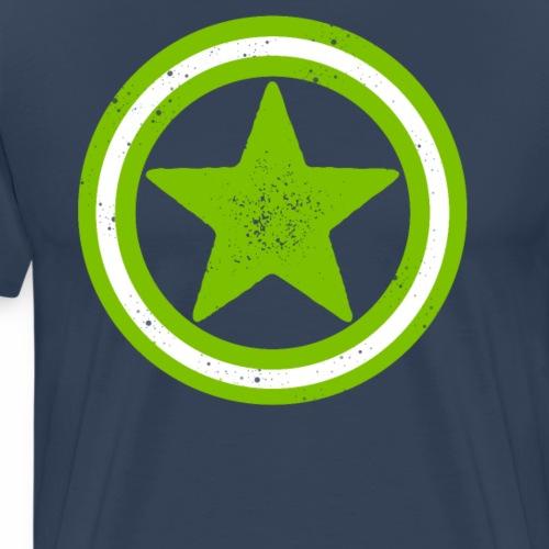 Vegan Vegetarier Lifestyle Shirt T-Shirt Geschenk - Männer Premium T-Shirt