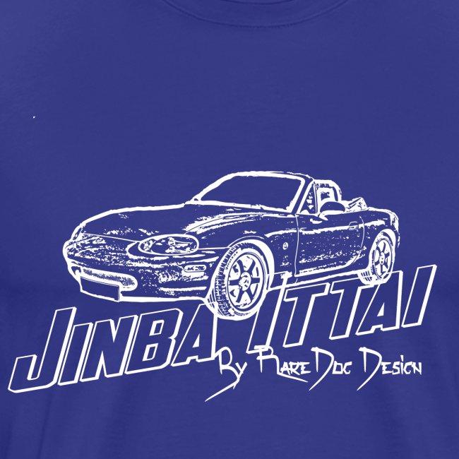 MX 5 NB Jinba Ittai White