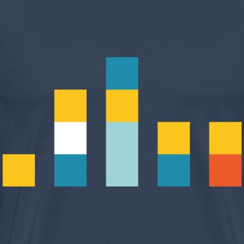 Minimal - Männer Premium T-Shirt