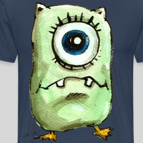 Entenfußmonster - Männer Premium T-Shirt