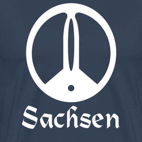 Sondeln Sachsen - Männer Premium T-Shirt