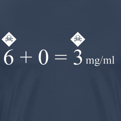 6plus0 - T-shirt Premium Homme